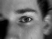 Jm010.eye zoom Stock Footage