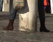 Legs Stock Footage