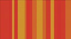 Modern Orange Stripes Loop 720p Stock Footage