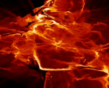 Liquid Fire (PAL) Stock Footage