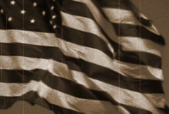 US FLAGS/MDUF 15 Stock Footage