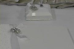 Wedding Register Stock Footage