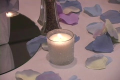 Candle1 - stock footage
