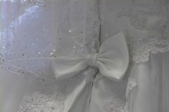 Wedding Dress Back2 - stock footage