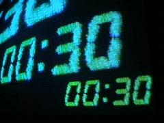 30 Seconds Stock Footage