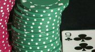 Stock Video Footage of jm063-Poker Chips