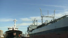 Ships radar system. HD 1080i Stock Footage