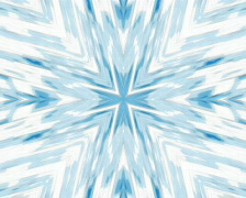 Blue star Kaleidoscope (PAL) Stock Footage