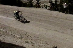 Downhill-04 Stock Footage