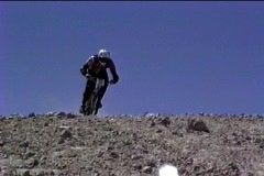 Downhill-07 Stock Footage