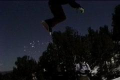 Snowboard-04 Stock Footage