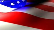 Stock Video Footage of USA Flag HD 1080