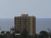 Jamaica Montego Bay Resort zoom Stock Footage