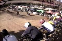 Bike Starting Line Stock Footage