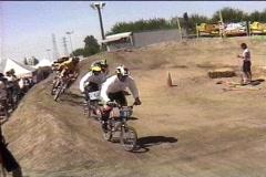 Racing BMX Stock Footage