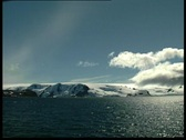 Stock Video Footage of An Antartic sunny day 2