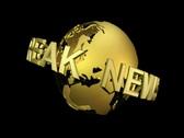 Stock Video Footage of db Globe 01 News Break SD