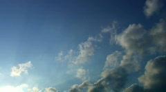 Jm117-Sky-Lapse Stock Footage