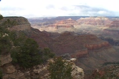 Grand Canyon -South Rim - stock footage