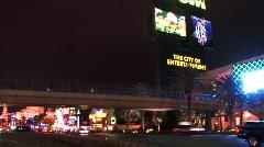 Vegas-37 Stock Footage