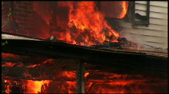 Housefire (13 of 16) Stock Footage