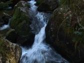 Stock Video Footage of Gertelsbach-waterfalls - tilt