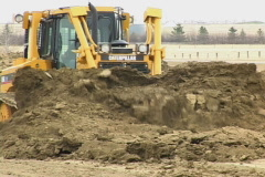 Bulldozer 3  - stock footage