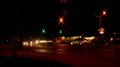 Jm145-Traffic Lights Stock Footage