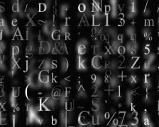 Text and Grids 13 - PAL Stock Footage