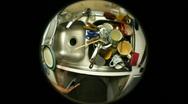 Dishwashers  timelapse Stock Footage