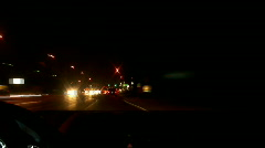 Jm150-City Lights Stock Footage