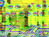 Stock Video Footage of Circuitscape 14 - PAL