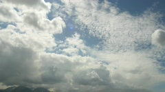 In The Clouds 12 - HD Stock Footage