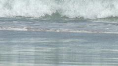 Cu Waves 5 Brazil - stock footage