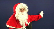 Santas world Stock Footage