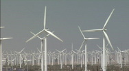 Stock Video Footage of windfarm_06