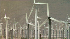 Windfarm_02 Stock Footage
