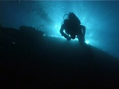 Stock Video Footage of Underwater diver 33