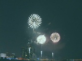 Stock Video Footage of Fireworks 3