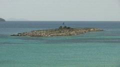 Small-island Stock Footage