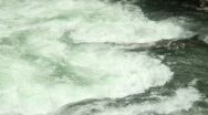 Rafting on whitewater Stock Footage