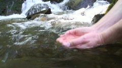 Pure Water - stock footage