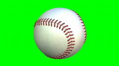 Db baseball 01 hd720 Stock Footage