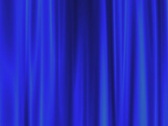 Stock Video Footage of db curtain 02 blue SD