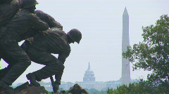 Iwo Jima Stock Footage