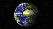Db earth 02 hd720 Stock Footage