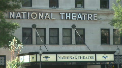 The National Theatre Stock Footage