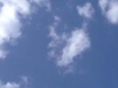 Sky above Croatia Stock Footage
