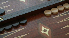 Rolling Dice: Pair of 6 Stock Footage