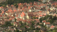 City of Neuffen Stock Footage